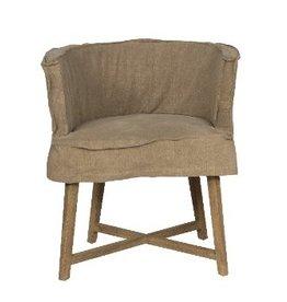 Netty de Groot chair woodie