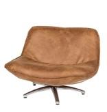 Lifestyle Forli fauteuil bruin black legs