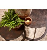 Lifestyle Rusty Coffetable metal L