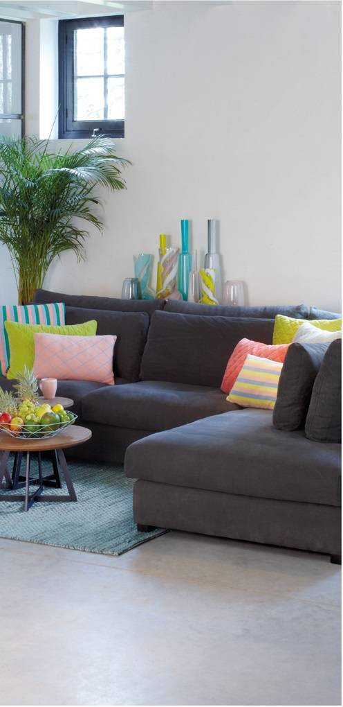 Lifestyle Naples Lounge Couch