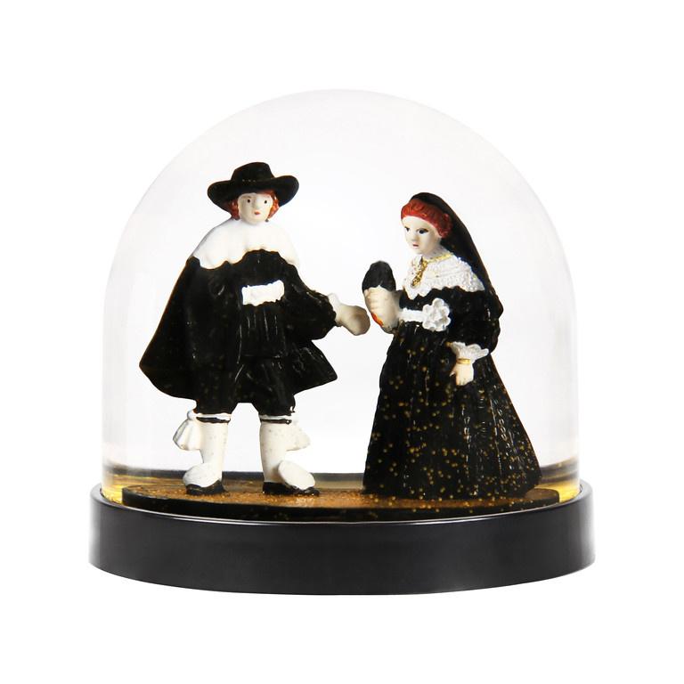 &Klevering Wonderball Marten & Oopjen gold
