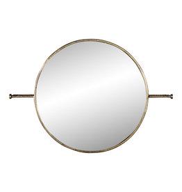 PTMD Crespo Messing Metall einfachen Spiegel