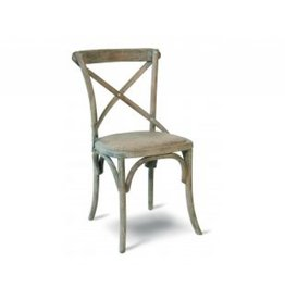 Lifestyle dining chair Cross - STOCK