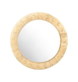 &Klevering Bamboo mirror weave