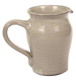 Sjælsø Living kann Keramik weiß