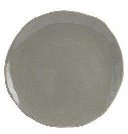 &Klevering Plate imperfect gray L