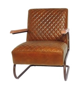 Lifestyle Edward fauteuil colombia brown