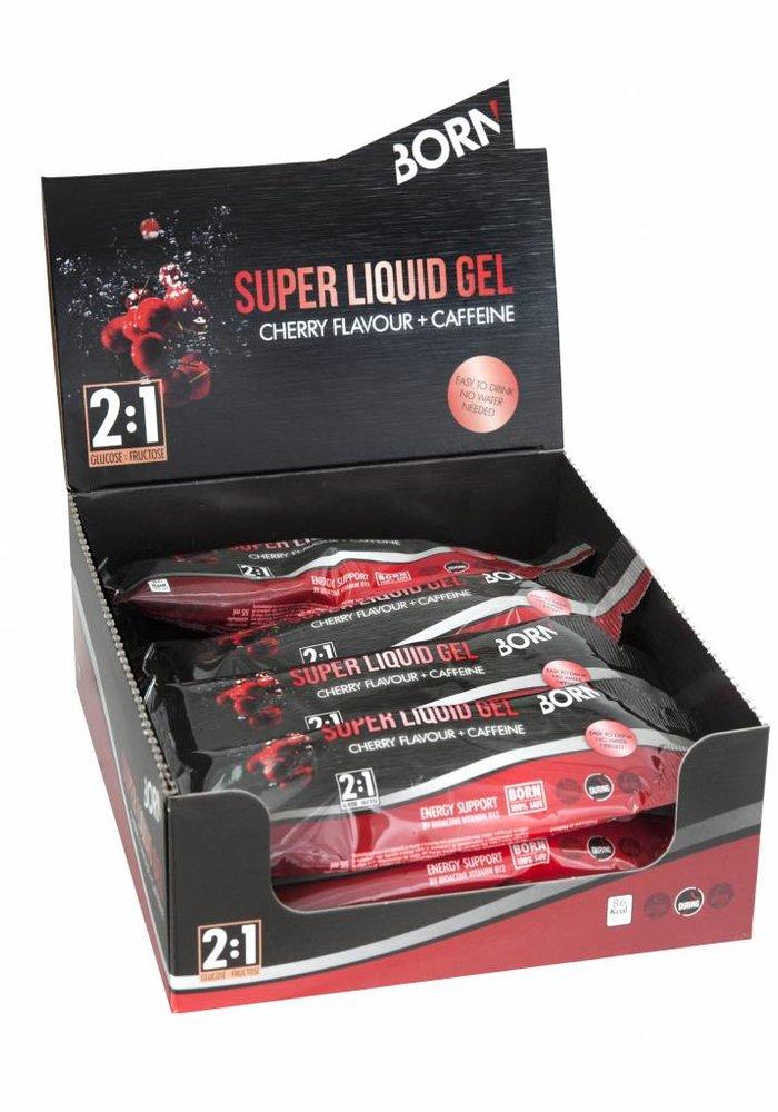 Super Liquid Gel Cherry