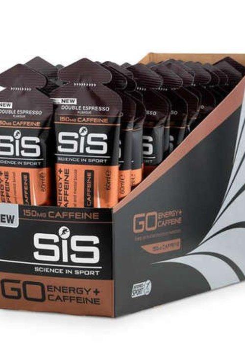 SiS Go Energiegel Caffeine Double Espresso