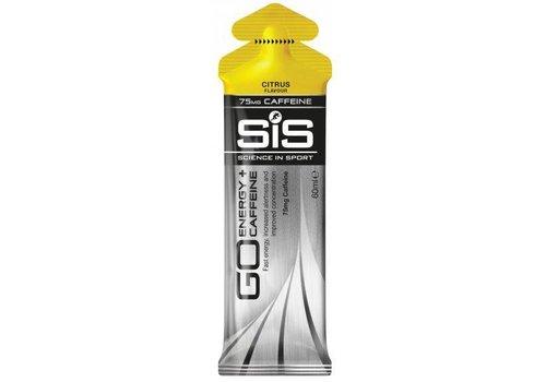 SiS Go Energiegel Caffeïne Citrus