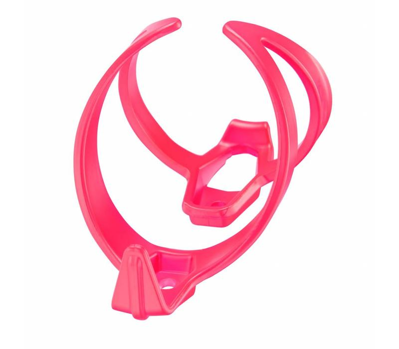 Fly Cage Poly Neon Roze bidonhouder