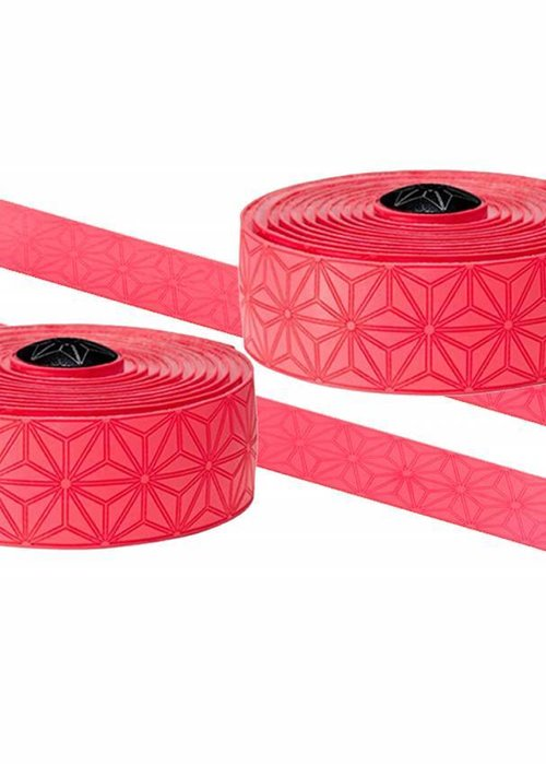 Supacaz Super Sticky Kush - Single color - Hot pink