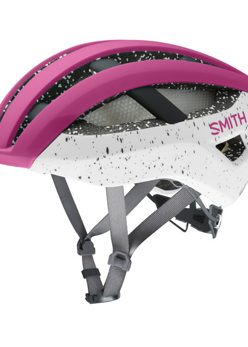 SMITH Helm Network Mips Berry Vapor 55-59