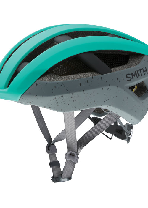 SMITH Helm Network Mips Jade Charcoal 59-62