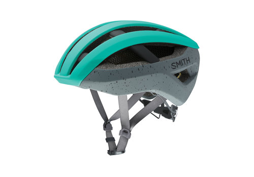 SMITH Helm Network Mips Jade Charcoal 55-59