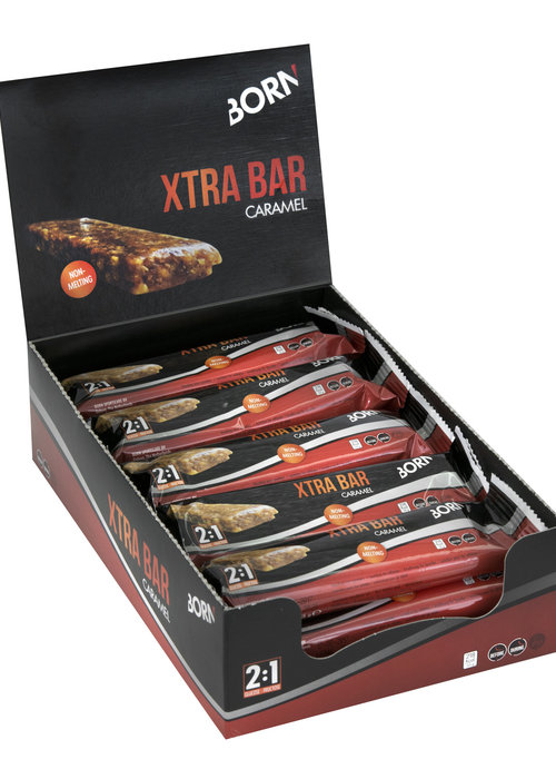 BORN Xtra Bar Caramel