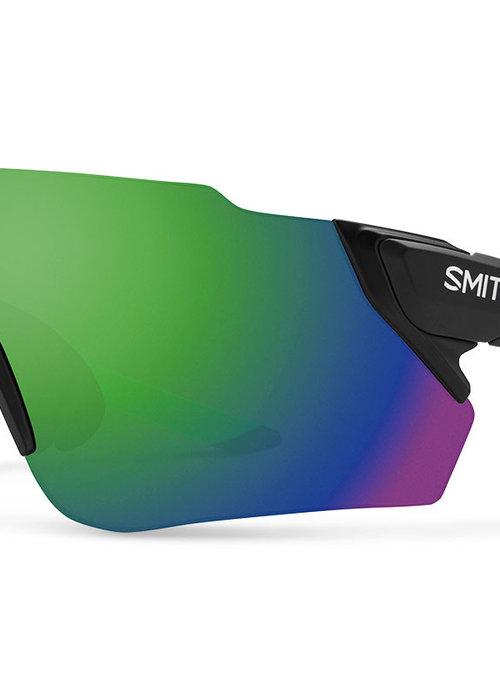 SMITH Attack Max Mat Black Chroma Green