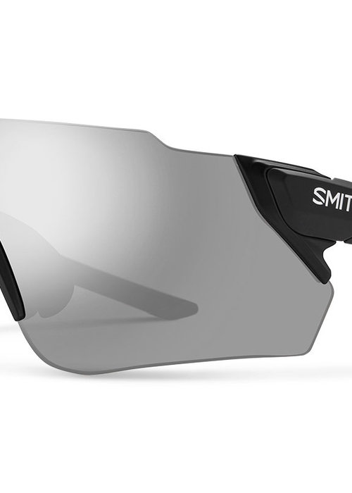 SMITH Attack Max Mat Black Chroma Platinum