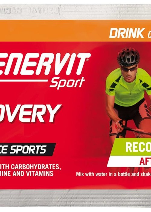Enervit Recovery Drink 20X50gram
