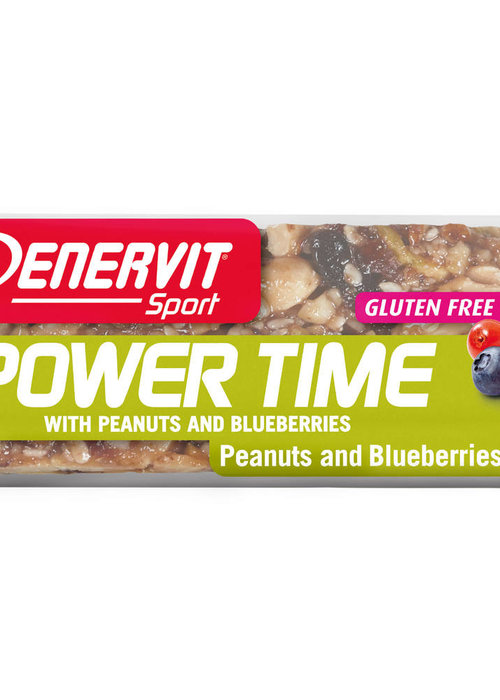 Enervit Power Time Blueberry 24X35gram