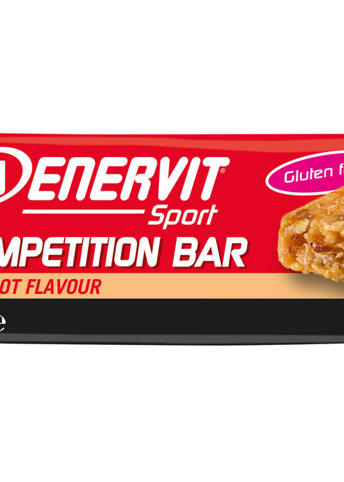 Enervit Competition Bar Abrikoos 25X30gram (Energy reep)