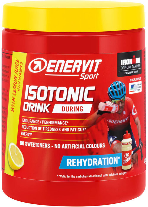 Enervit ISOTONIC DRINK LEMON 420GR.