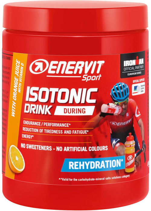 Enervit Isotonic Drink Orange 420gram