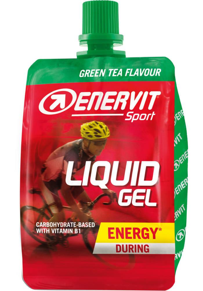 Liquidgel Greentea 18X60ml (Energy gel)