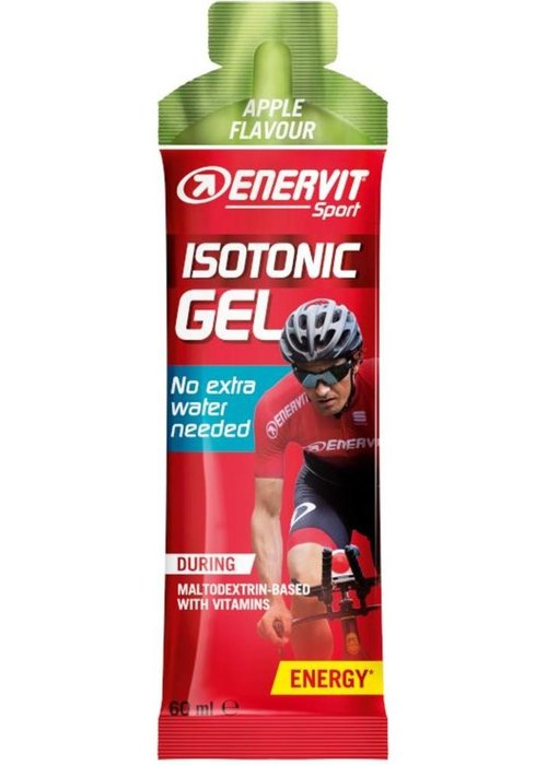 Enervit Iso Gel Apple 24X60ml (Energy gel)