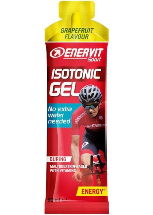 Enervit Iso Gel Grapefruit 24X60ml (Energy gel)