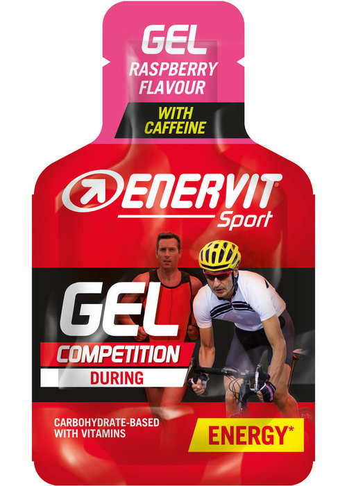 Enervit Gel Rasberry 24X25ml (Energy gel)