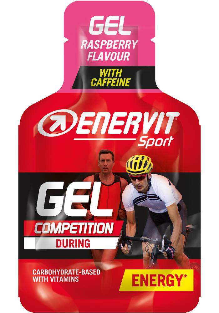 Gel Rasberry 24X25ml (Energy gel)