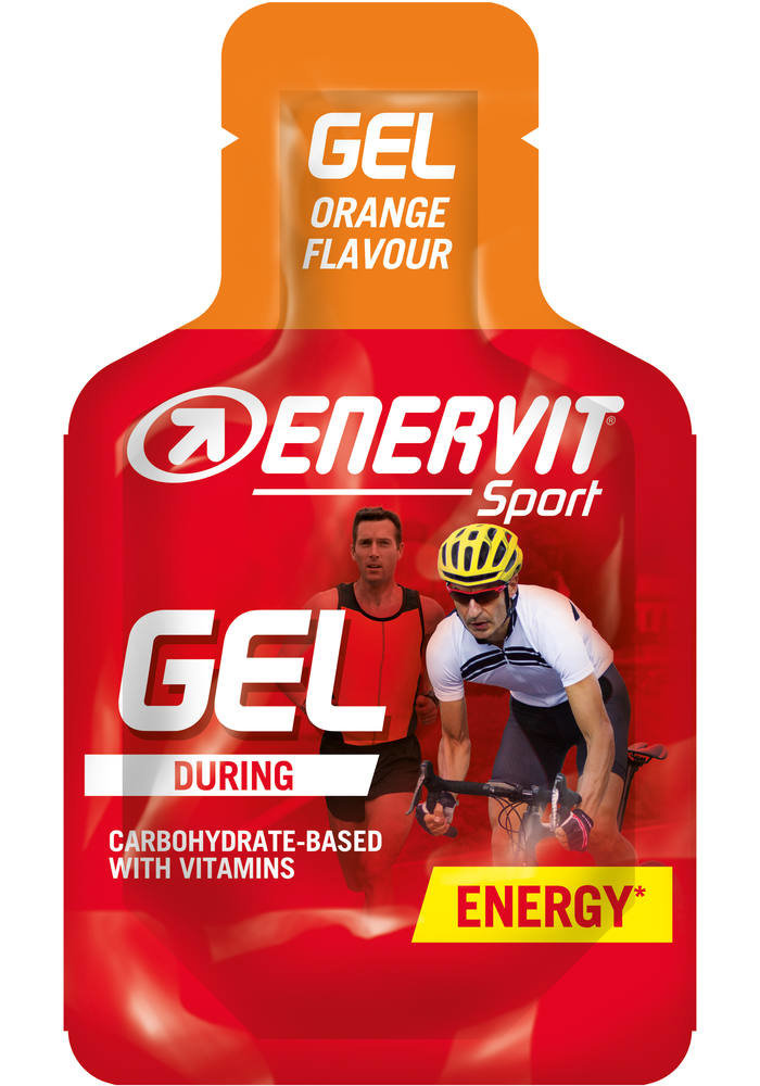 GEL ORANGE 24X25ML (ENERGY GEL)