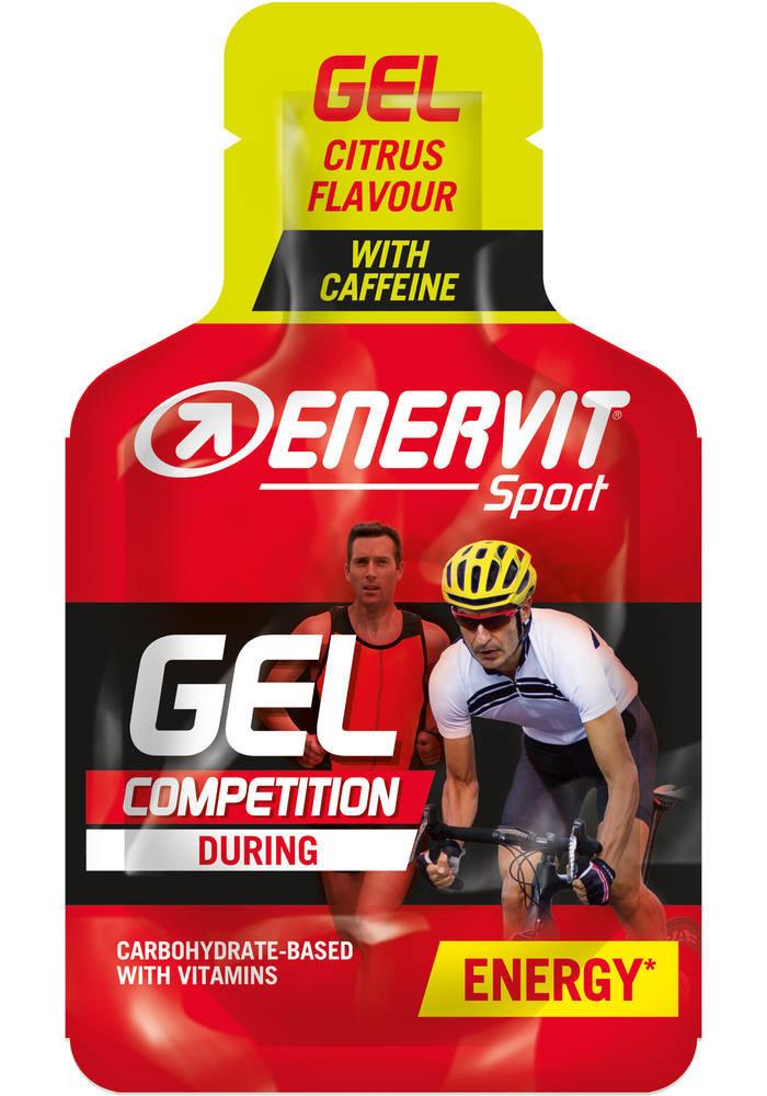 Gel Citrus with caffeine 24X25ml (Energy gel)