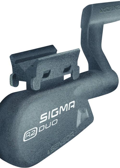 Sigma Snelheids- en cadanssensor R2 ANT+/BT Smart