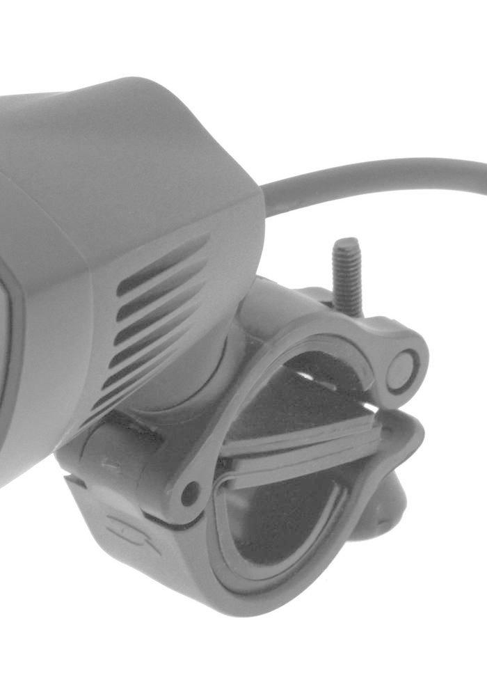 Koplamp Buster 2000 HL met schroefhouder
