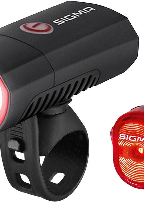 Sigma Buster 300 en Nugget II - verlichtingsset