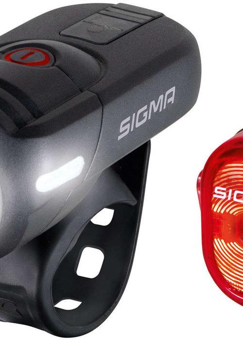 Sigma Aura 45 en Nugget II - verlichtingsset