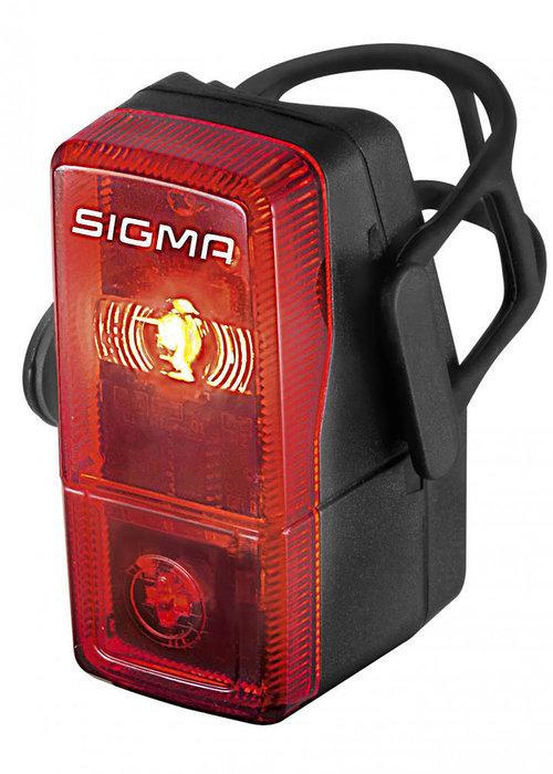 Sigma Cubic achterlicht