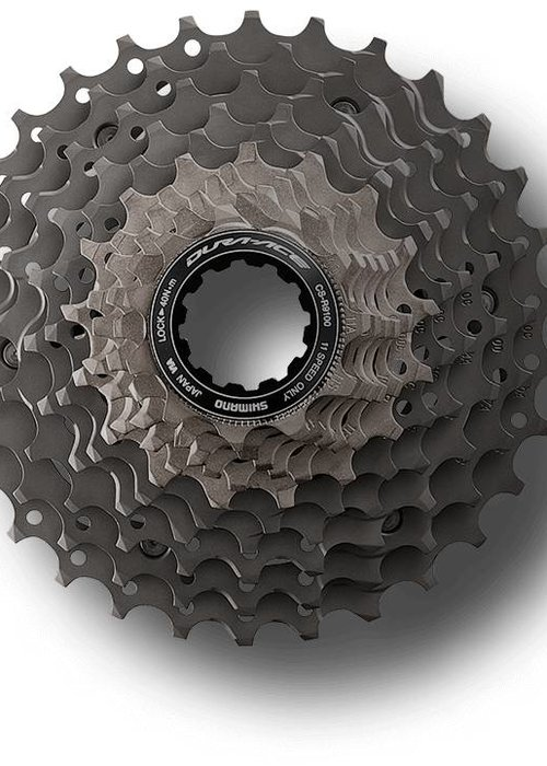 Shimano Dura Ace R9100 11-speed cassette 12-28T