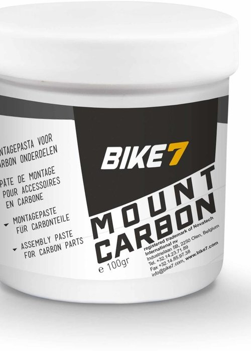 Bike7 Mount Carbon 100gram