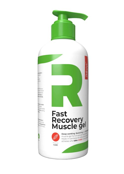 Révvi Fast RECOVERY gel drukpomp 500ml