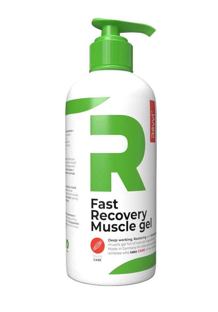 Fast RECOVERY gel drukpomp 500ml