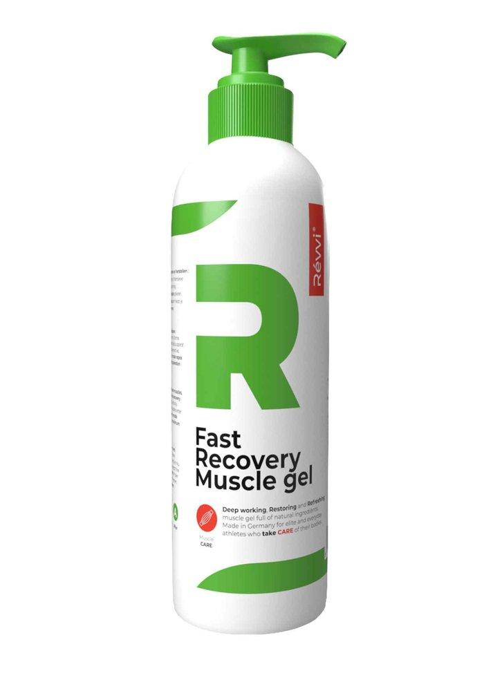 Fast RECOVERY gel drukpomp 250ml
