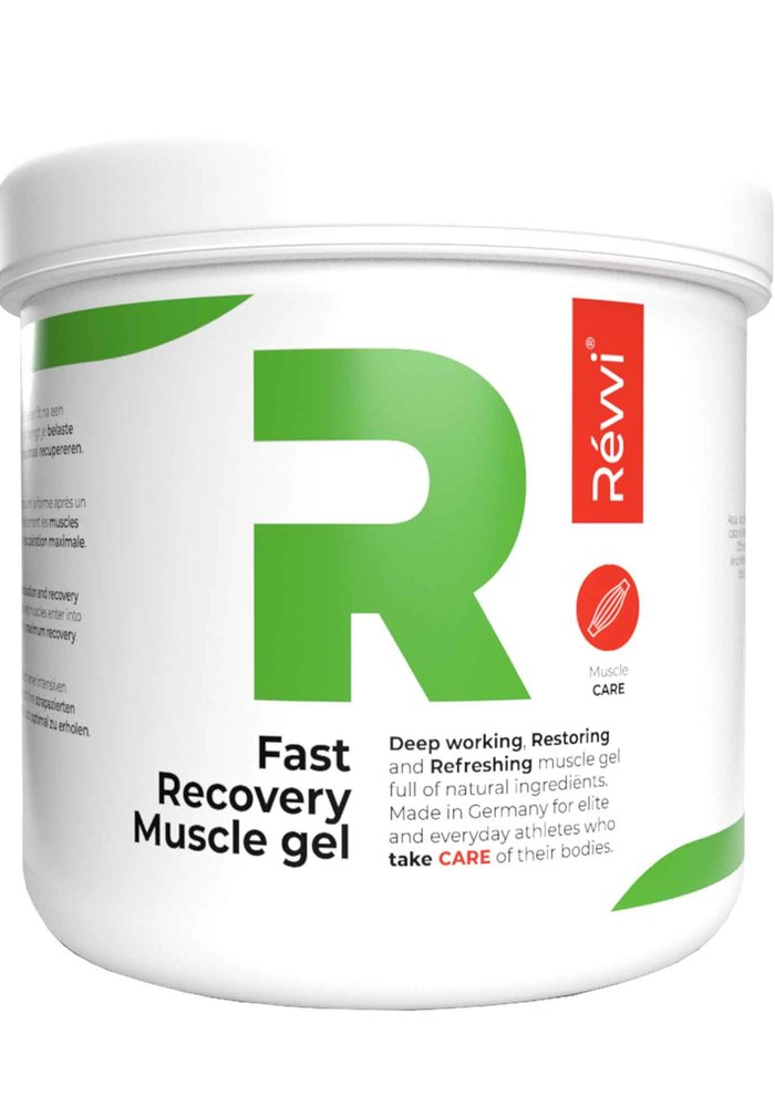 Fast RECOVERY gel pot 250ml