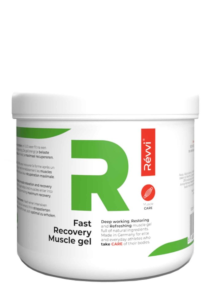 Fast RECOVERY gel pot 100ml