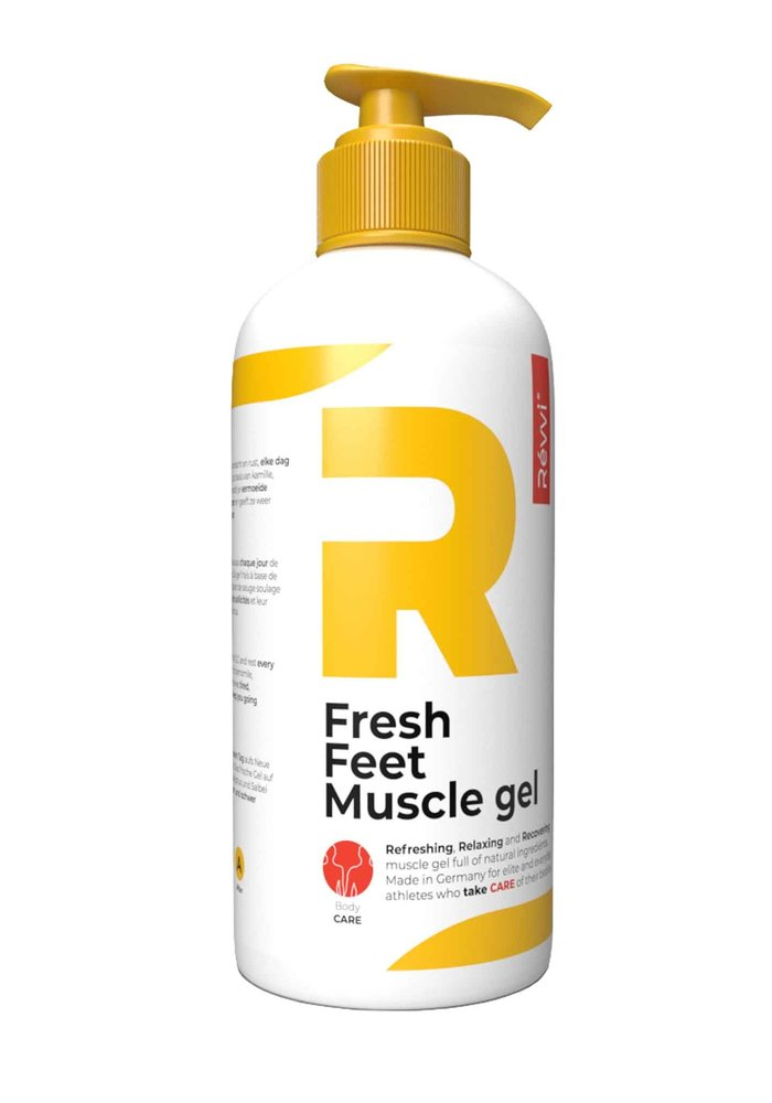Fresh Feet gel drukpomp 500ml