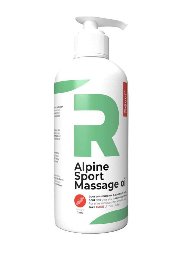 Alpine sportolie drukpomp 500ml