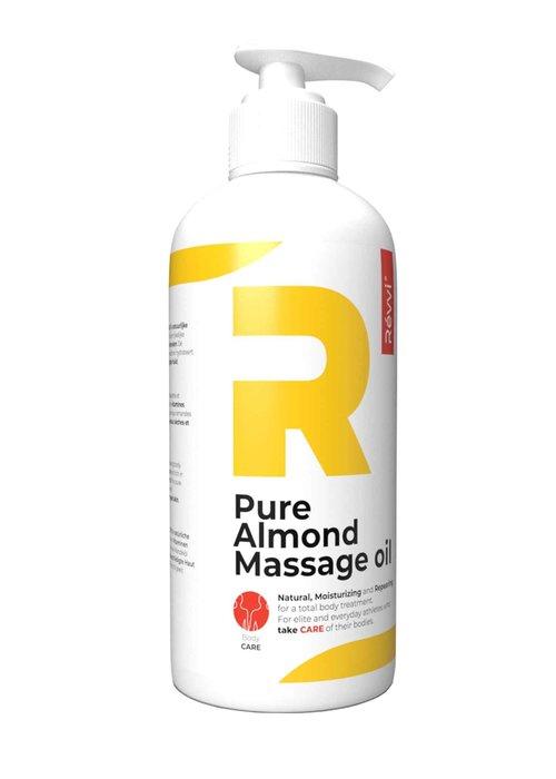 Révvi Almond Pure olie drukpomp 500ml