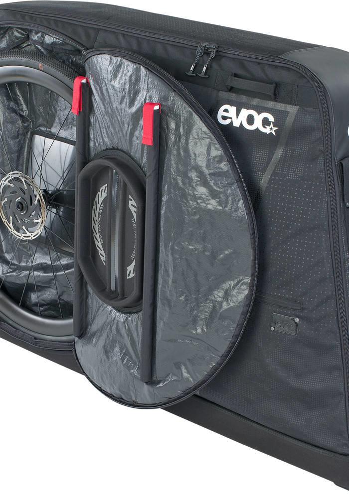 Bike Tracel Bag Pro 305L - Zwart